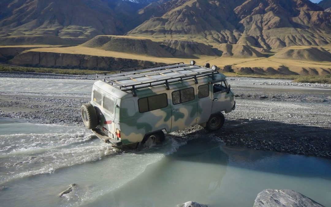KYRGYZSTAN-TAJIKISTAN. L'incredibile strada del Pamir
