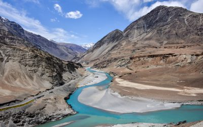 LADAKH (India) Al cospetto dell'Himalaya