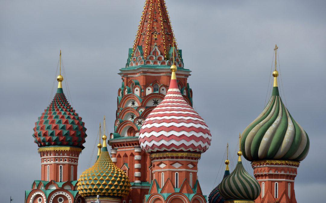 RUSSIA Anello d'oro