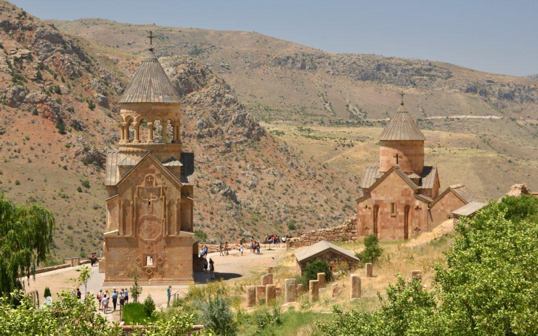 ARMENIA. Misticismo e natura
